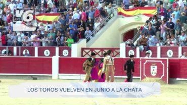 Los toros vuelven en junio a 'La Chata'