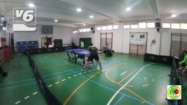 TENIS DE MESA | El club albaceteño consigue situarse como líder de su grupo