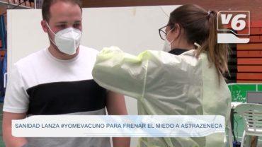VACUNACIÓN | Sanidad lanza #YoMeVacuno para quitar miedos