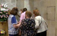 Apertura del Camarín de la Virgen de los Llanos en la Catedral
