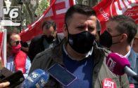 Concentración reivindicativa este primero de mayo en Albacete