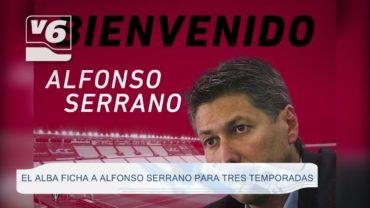 El Albacete Balompié ficha a Alonso Serrano para tres temporadas