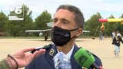 El coronel José Luis Peña, nuevo jefe de la Maestranza Aérea de Albacete