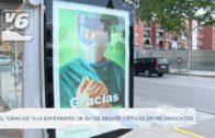 """El """"gracias"""" a la enfermería de SATSE desata críticas entre sindicatos"""