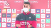 Espíritu ganador en un Albacete Balompié sentenciado a Segunda B