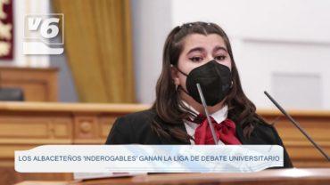 Los albaceteños 'Inderogables' ganan la Liga de Debate Universitario