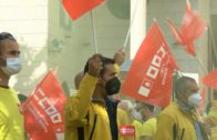 """Los trabajadores de Geacam denuncian """"una situación insostenible"""""""