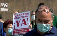 Trabajadores del Sescam reclaman recuperar la carrera profesional