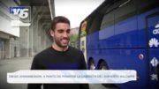 DEPORTES   Diego Johannesson, a punto de ponerse camiseta del Alba