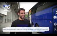 DEPORTES | Diego Johannesson, a punto de ponerse camiseta del Alba