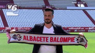 DEPORTES   Rubén de la Barrera, dispuesto a enderezar el Albacete Balompié