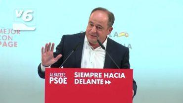 """EDITORIAL   Emilio Sáez se proclama el """"mesías"""" de Albacete"""