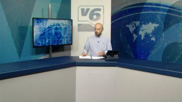 Informativo Visión 6 Televisión 11 de junio 2021