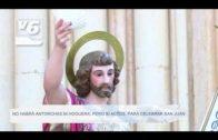 No habrá antorchas ni hogueras, pero sí actos, para celebrar San Juan