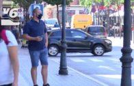 DEPORTES | Diegui Johaneson vuelve a los entrenamientos tras el Covid