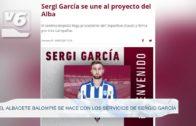 Sergi García, nuevo fichaje del Albacete Balompié