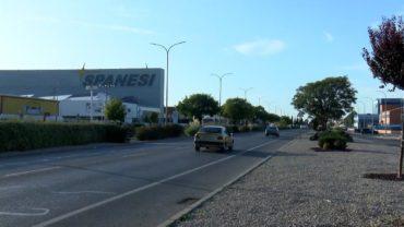 Un trabajador de Albacete sufre la amputación de una mano en el polígono Campollano