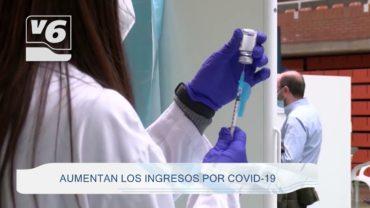 COVID | La incidencia por coronavirus sigue creciendo en esta quinta ola