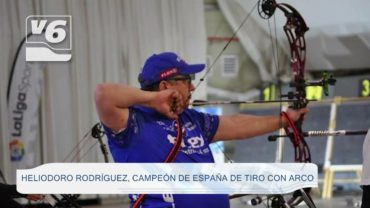 El Albacete Heliodoro Rodríguez, campeón de España de Tiro con Arco