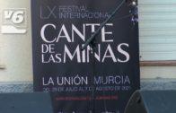 El Patio de Caballos acoge las pruebas del festival 'Cante de las Minas'