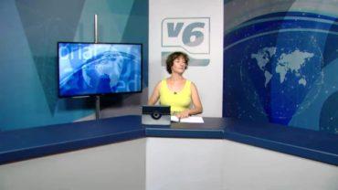 Informativo Visión 6 Televisión 28 de julio 2021