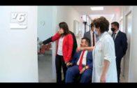 Más amplios y con mejor atención, así trabajan en el centro de Parkinson de La Roda