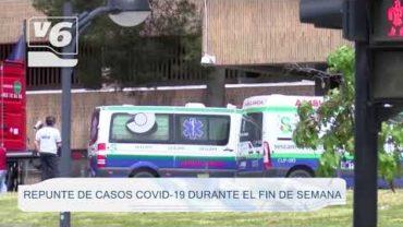 SANIDAD | Repunte de casos Covid-19 durante el fin de semana