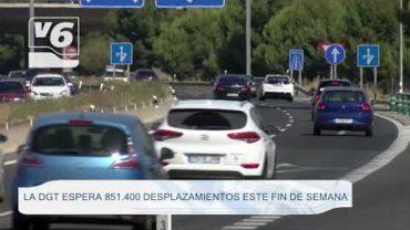 TRÁFICO | La DGT prevé al menos 4,7 millones de desplazamientos por carretera