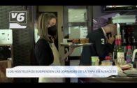 ACTUALIDAD | Los hosteleros suspenden las Jornadas de la Tapa en Albacete