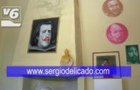 CULTURA | El artista Sergio Delicado crea una Casa Museo para exhibir sus obras en Montalvos