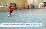 DEPORTES | El Albacete FS se prepara para el inicio de la temporada