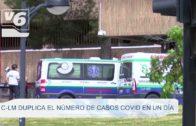 SANIDAD | Castilla-La Mancha duplica el número de casos Covid-19 en un día