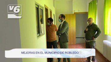 BREVES   Mejoras en el municipio de Robledo