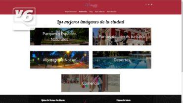 EDITORIAL   Una web turística de Tercera Regional