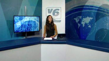 Informativo Visión 6 Televisión 22 de Septiembre de 2021
