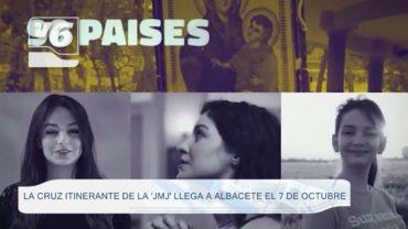 La Cruz Itinerante de la Jornada Mundial de la Juventud llega a Albacete el 7 de octubre