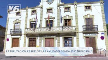 La Diputación resuelve las ayudas 'Agenda 2030 Municipal'