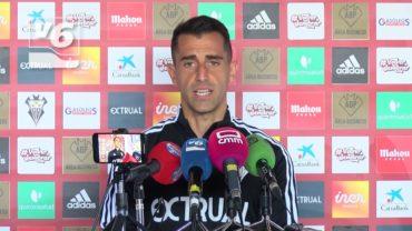 Rubén Martínez analiza la situación del Albacete Balompié tras su última derrota
