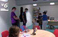 Arrancan las actividades en las nuevas instalaciones del centro sociocultural del Barrio San Pablo