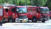 BREVES | Los bomberos capturan una serpiente