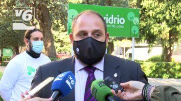 Ecovidrio plantará 50 árboles si Albacete aumenta el reciclaje de vidrio en un 10%