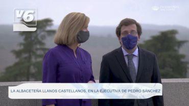 La albaceteña Llanos Castellanos, en la Ejecutiva de Pedro Sánchez