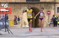 Nuevo récord masculino en la carrera popular de Chinchilla de Montearagón